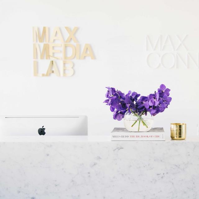 Inside this Luxury Media Agency's Stylish Sydney Office