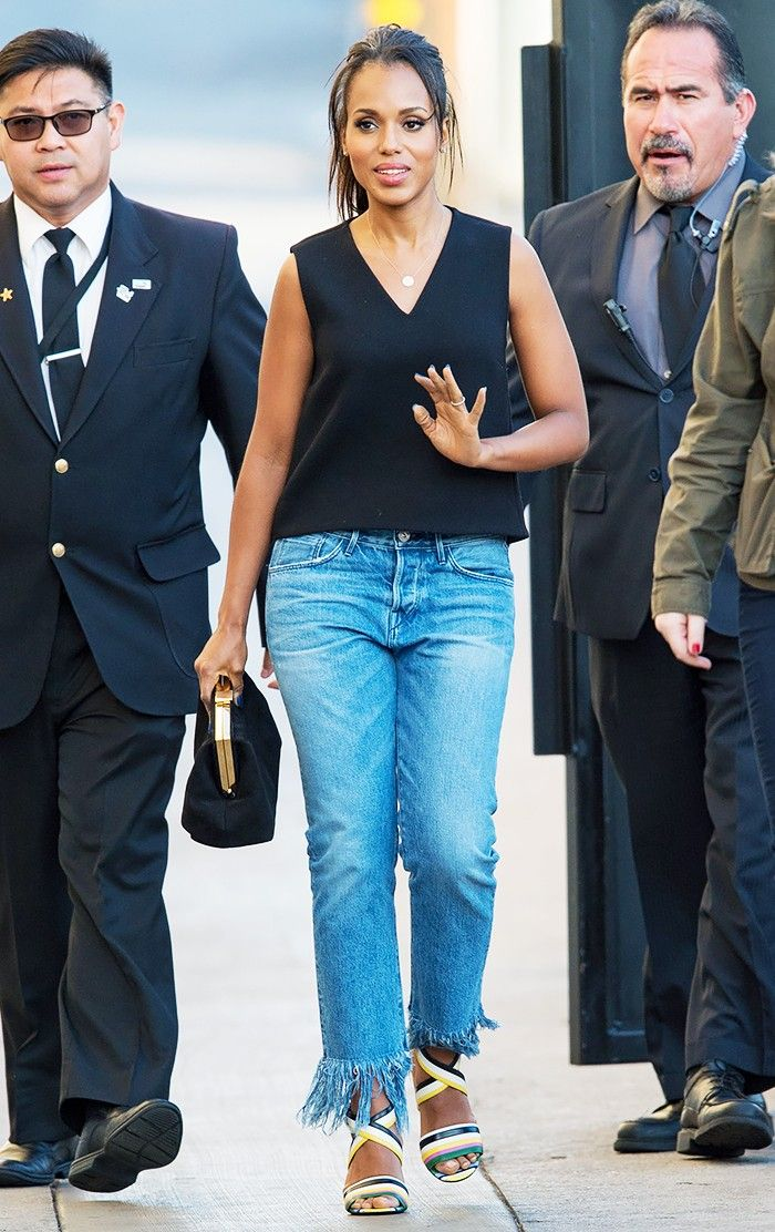 20 Ways to Wear Your Favorite Jeans - Glamour