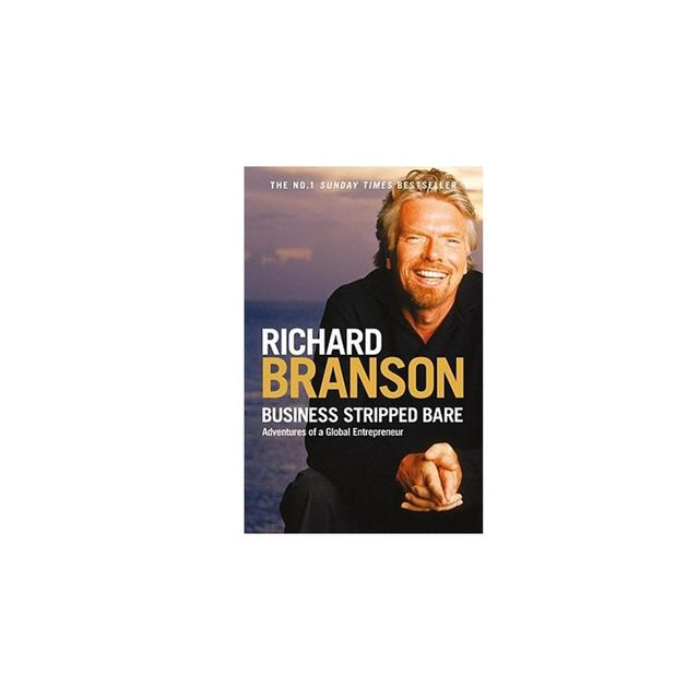 Richard Branson Business Stripped Bare