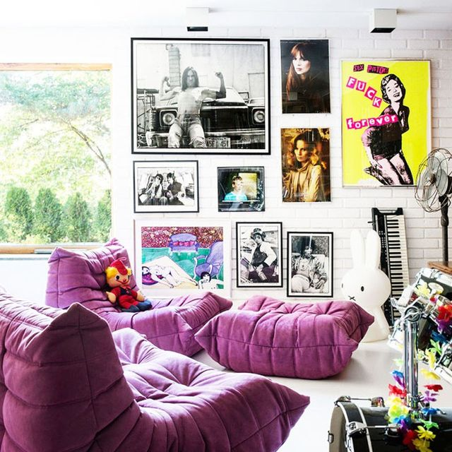 Inside the Chic Bohemian Home of a Fashion Photographer