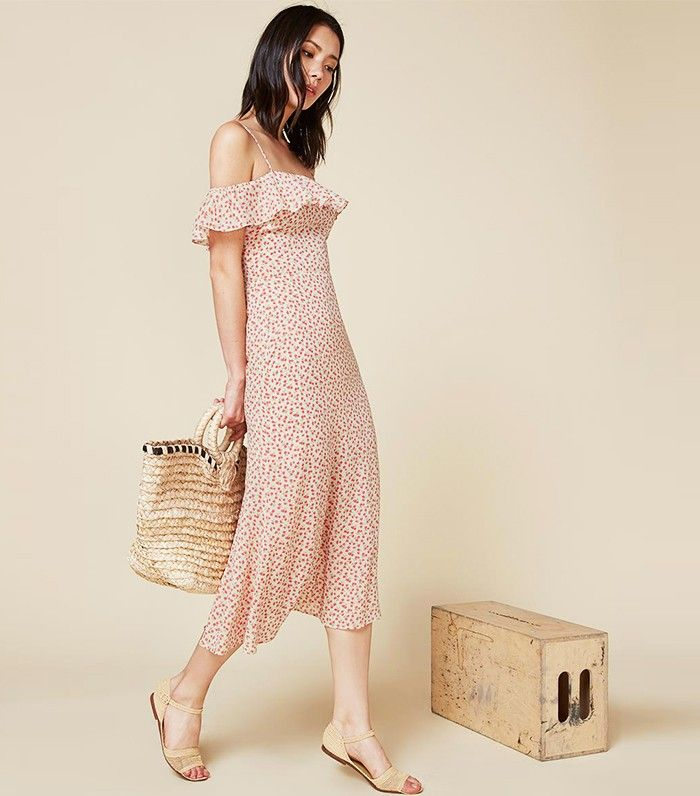 731208fb047 All the Floral Dresses You ve Ever Wanted Are Here