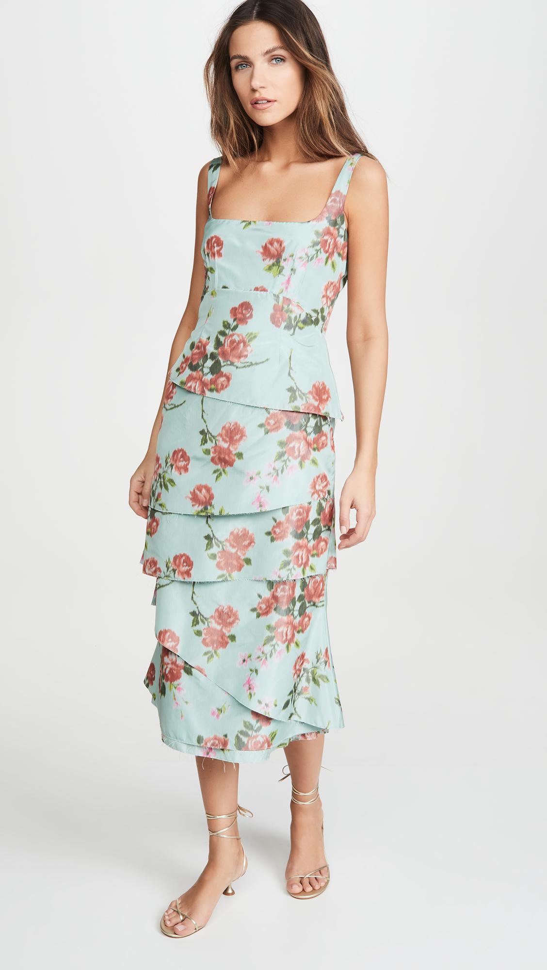 20 Spring Dresses Worthy of Easter Brunch 19