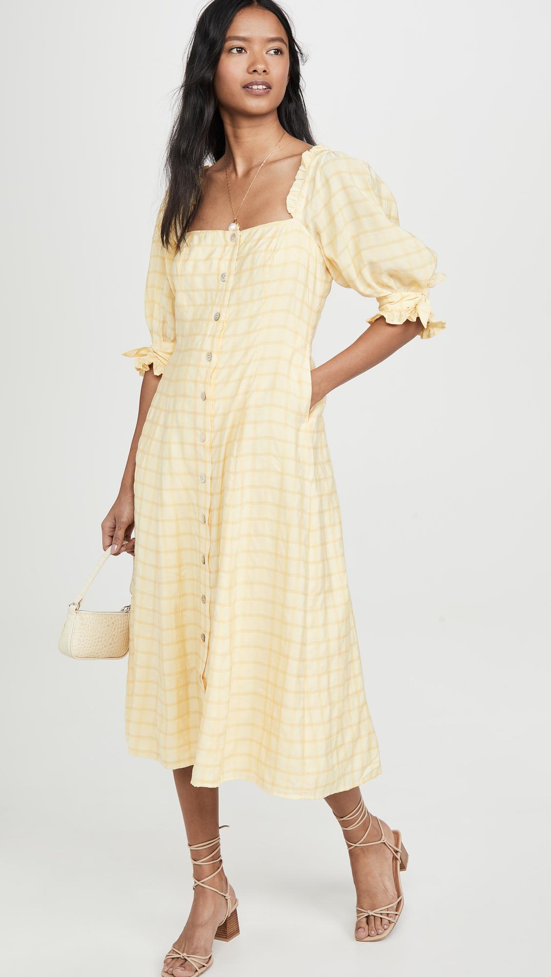 20 Spring Dresses Worthy of Easter Brunch 7