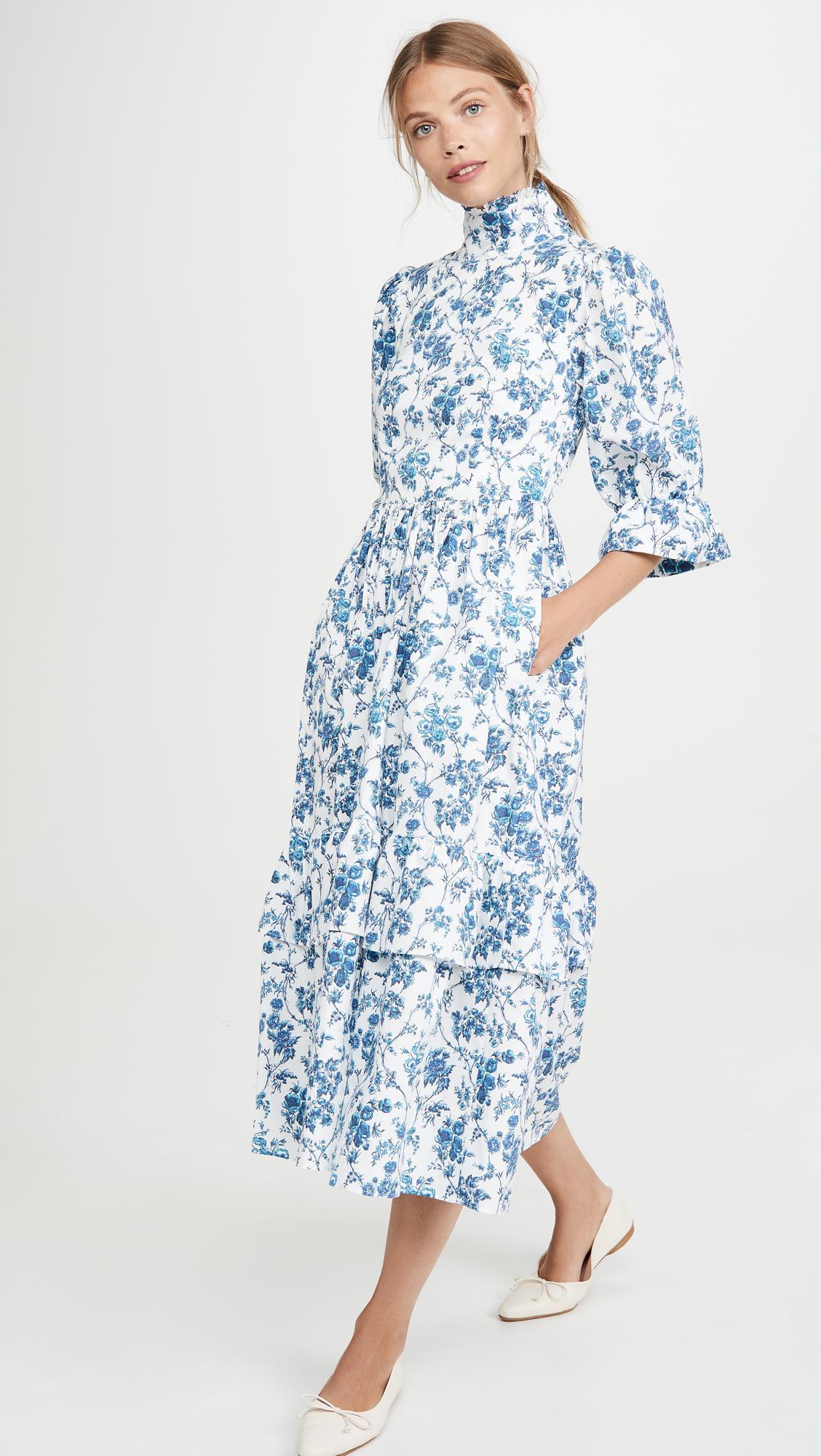 20 Spring Dresses Worthy of Easter Brunch 18