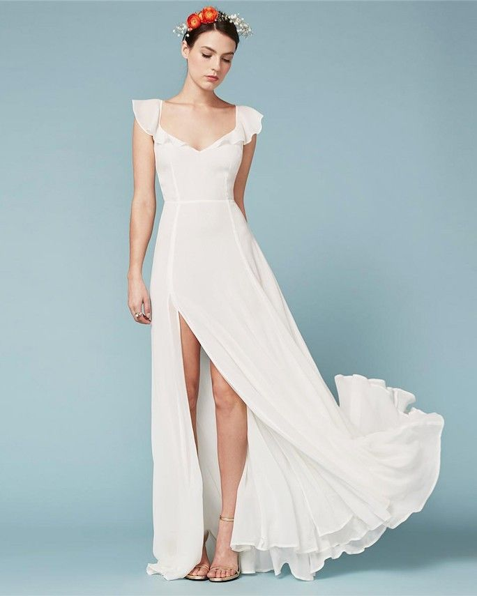 Reformation Just Opened Its First Bridal Boutique | Who What Wear
