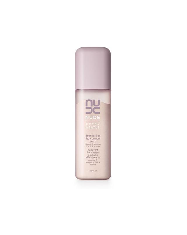 Nude Skincare Detox Gentle Brightening Fizzy Powder Wash
