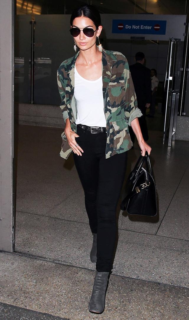 3. Black Skinny Jeans