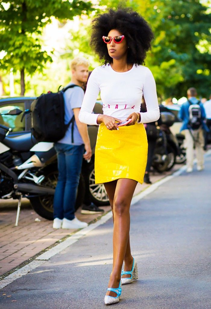 The Best Shoes To Wear With A Miniskirt Who What Wear