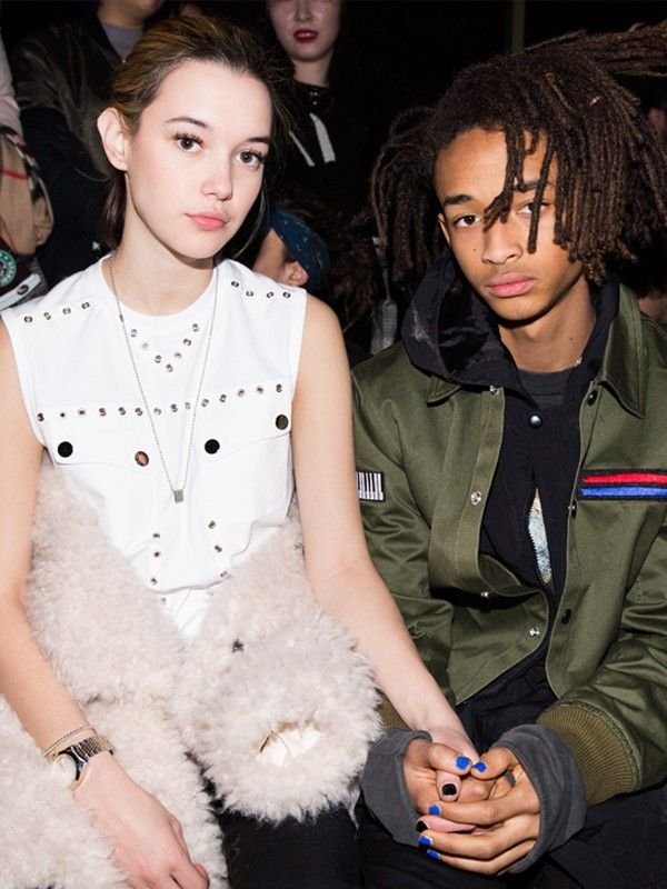 Snyders Model A >> Jaden Smith's Girlfriend Is the Latest Calvin Klein Lingerie Model | Who What Wear