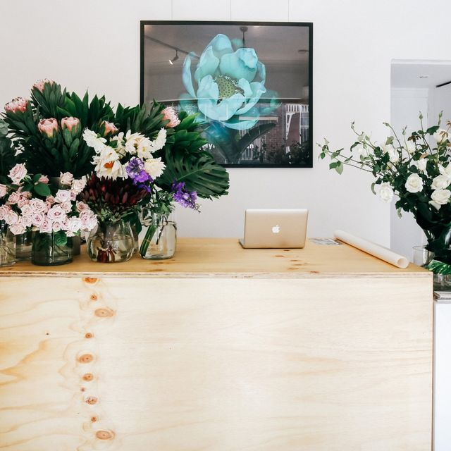 Step Inside This New Sydney Florist Where Classic Meets Cool