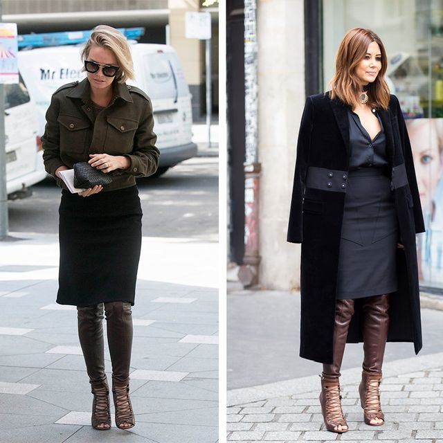 7 Things Lara Worthington and Christine Centenera Have In Their Closets