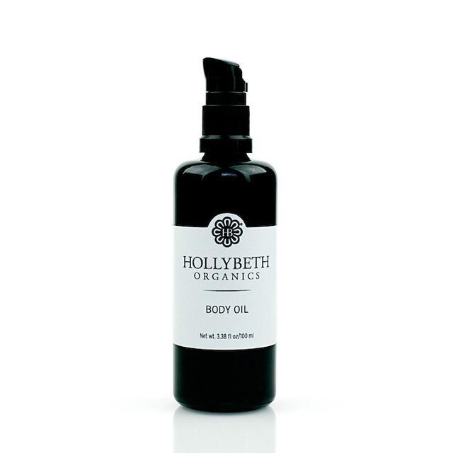 Hollybeth Organics Body Oil