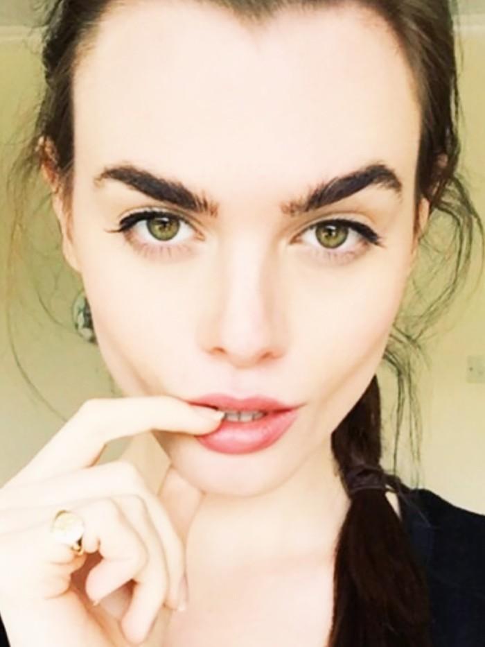 Natural Makeup Look: A British Model Reveals Her No-Makeup Makeup Routine