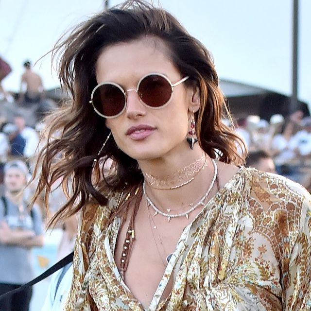 Alessandra Ambrosio Wore the Ankle Boots All the Celebs Are Wearing
