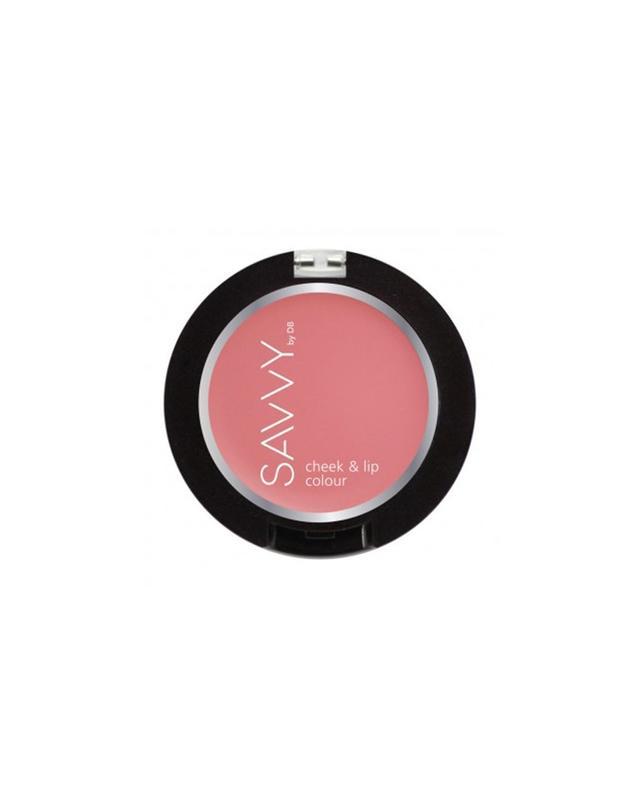 Savvy Cheek & Lip Colour in Sleek Rose
