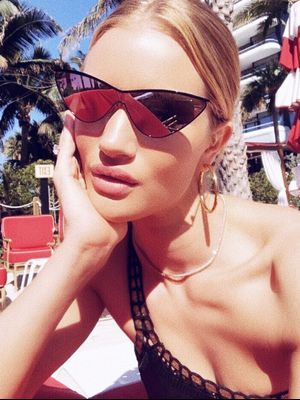 6 Life-Changing Beauty Recommendations From Rosie Huntington-Whiteley's Snapchat