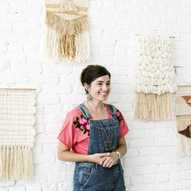 How It's Made: This NYC-Based Weaver Shares Her Creative Process