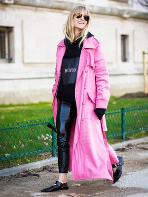 Why Everyone Is Suddenly Into the Colour Pink