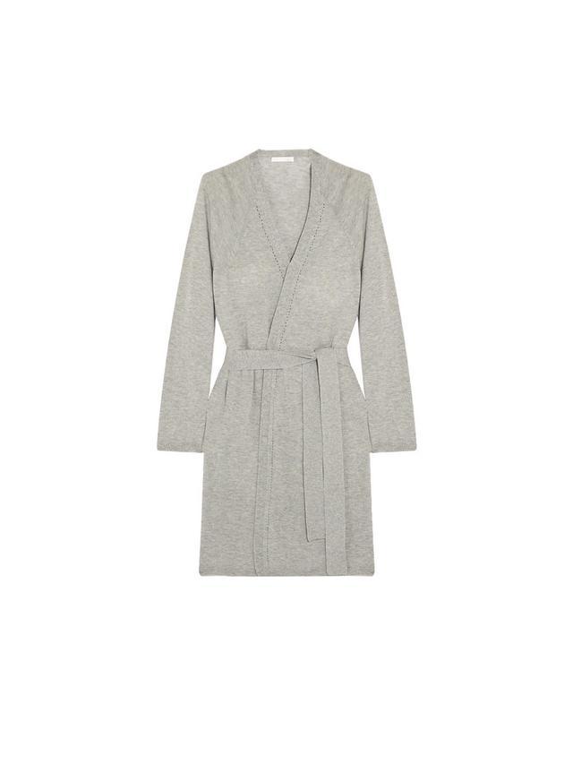 Skin Cashmere-Blend Robe