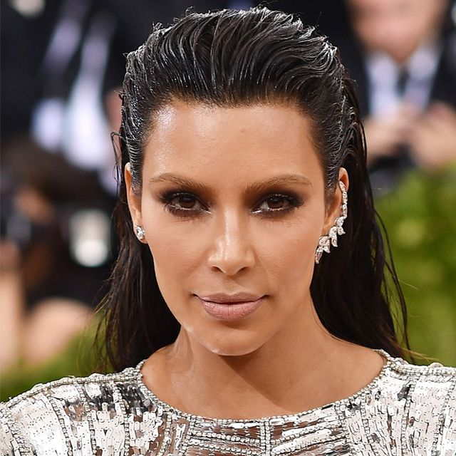 This $17 Metallic Liner Is Kim Kardashian's Secret To Big, Beautiful Eyes
