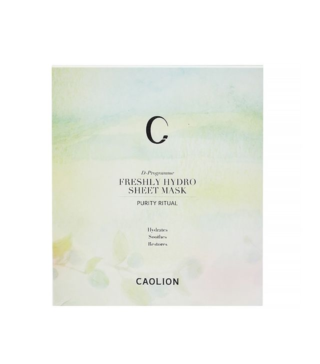 Caolion Freshly Hydro Sheet Mask