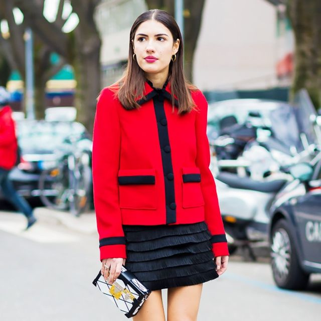 Every Working Woman Should OwnThis Powerful Color
