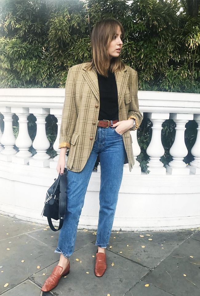e1bf44dd60 7 Chic and Cool Weekend Outfit Ideas | Who What Wear
