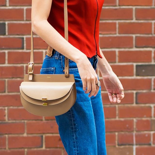 We Haven't Seen This Denim Trend Until Now (and It's Going to Dominate)