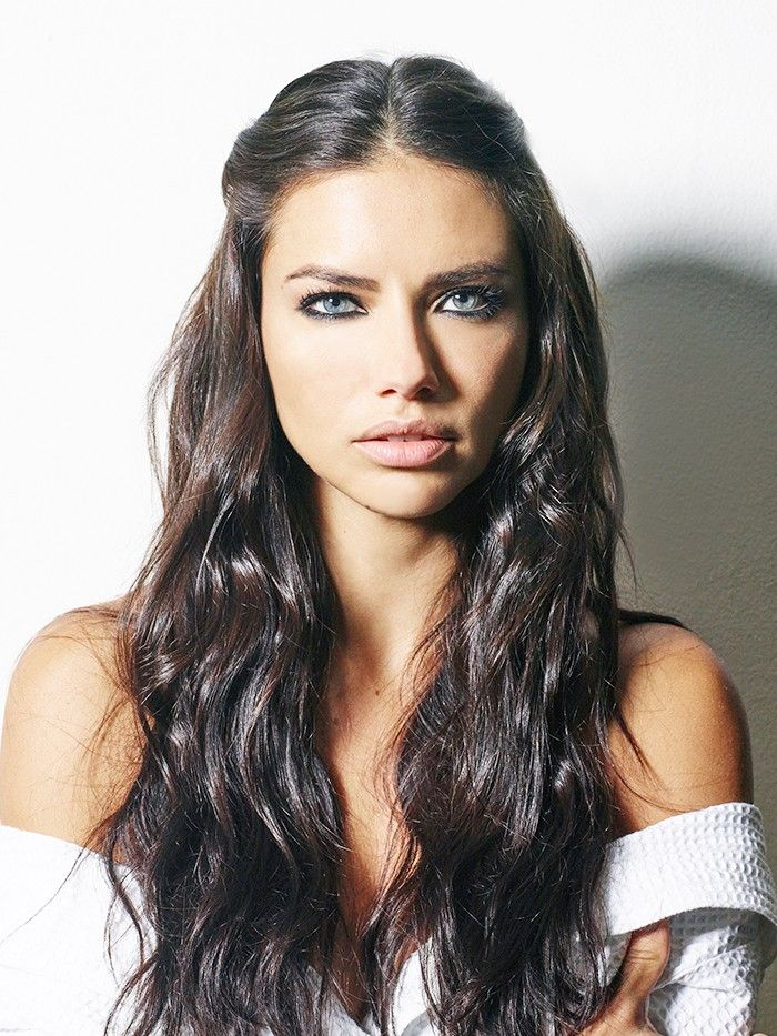 Exclusive Adriana Lima Talks Junk Food, Body Image, And -9461