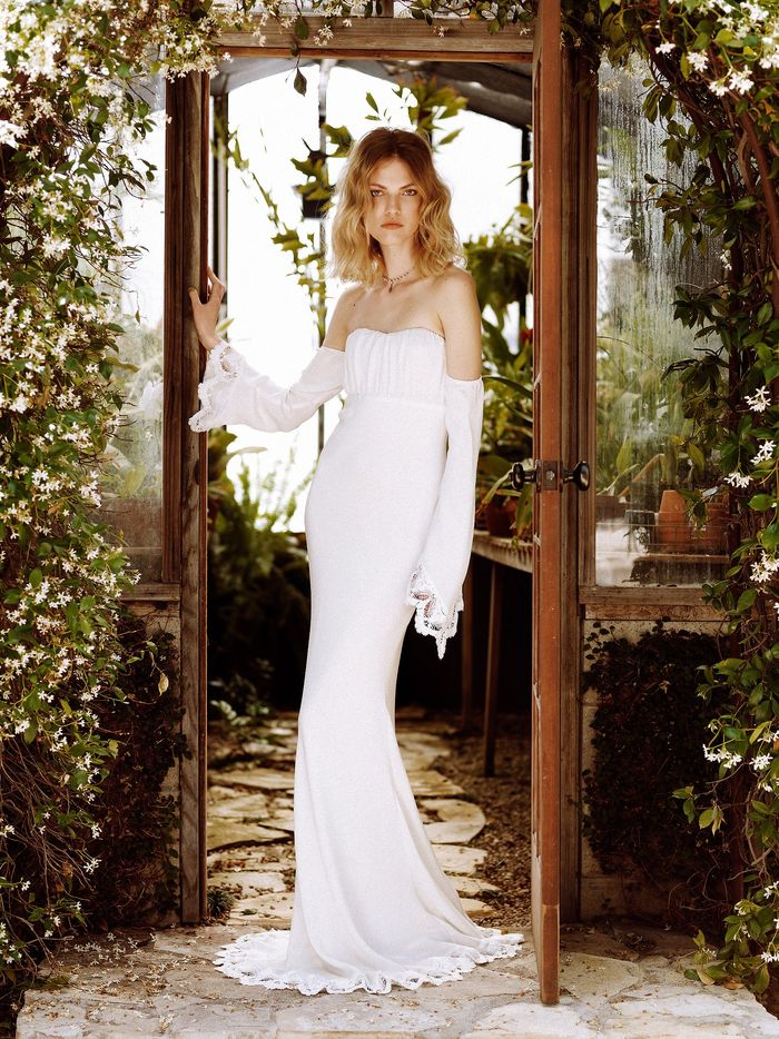Free People\'s New Bridal Dresses Are Made for Beach Weddings | Who ...