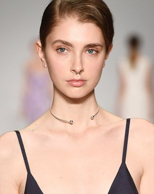 The 10-Second Flawless Skin Tip We Learned Backstage At Karla Spetic