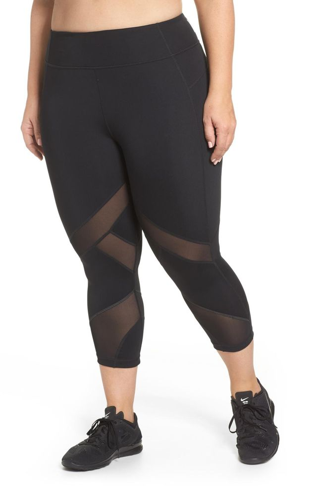 Zella Swift II Crop Leggings