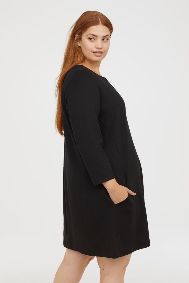 H&M+ Jersey Dress