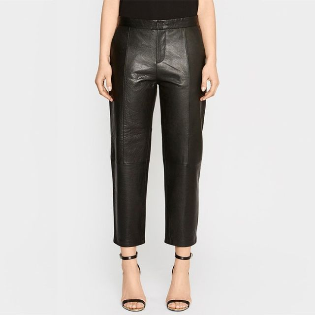 Camilla and Marc Iconoclast Leather Pants