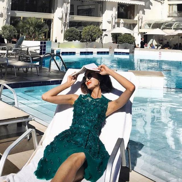 The Stylish Hotels Fashion Bloggers Love to Instagram