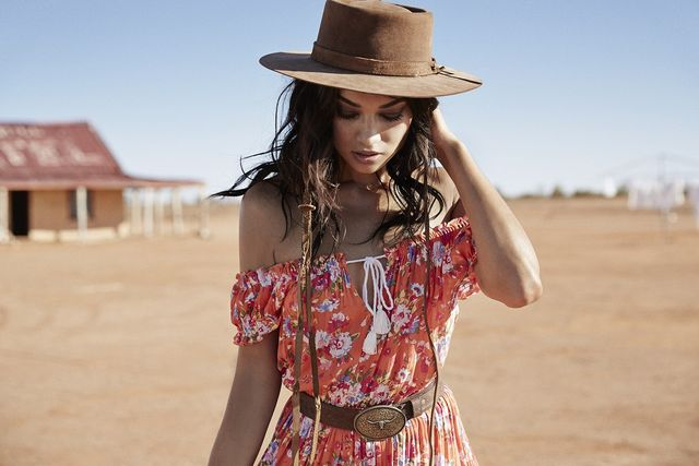 <p><strong>WWW: You recently shot a new campaign and we have to ask—what was it like producing a major campaign like this one with Shanina Shaik? Shooting in the Australian outback would have...