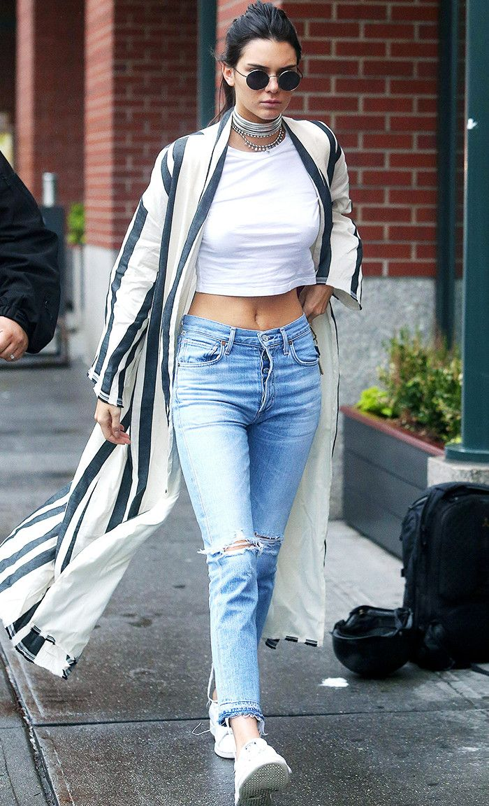 crop top outfits that won't scare you  who what wear uk