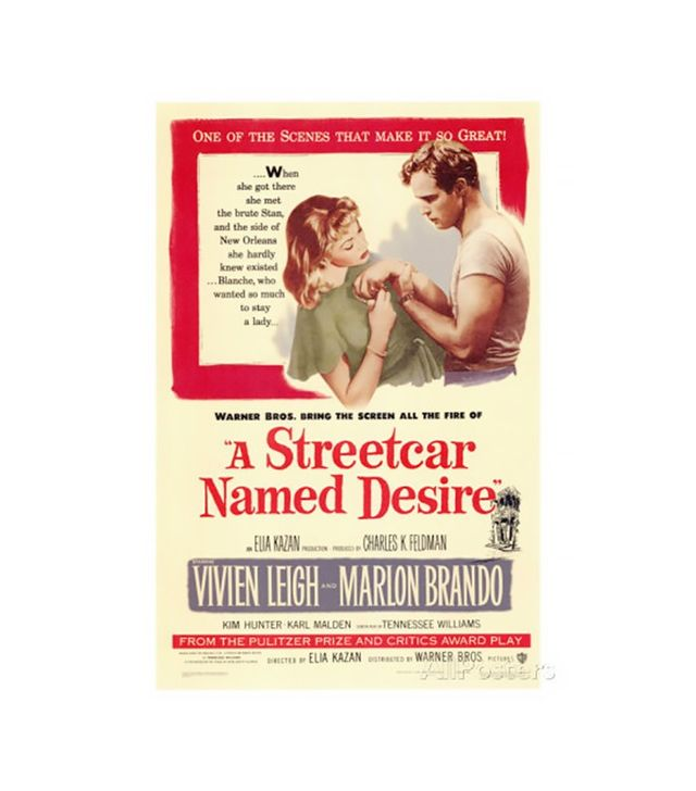 All Posters A Streetcar Named Desire Wall Art