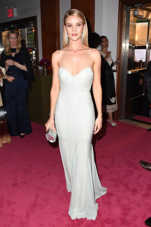 <p><strong>WHO:</strong> Rosie Huntington-Whiteley</p>