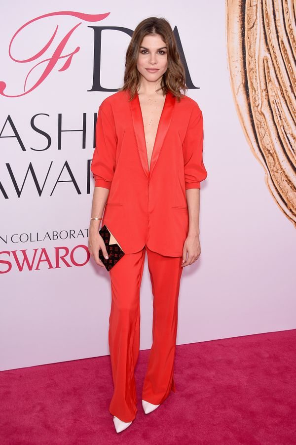 <p><strong>WHO:</strong> Emily Weiss</p>