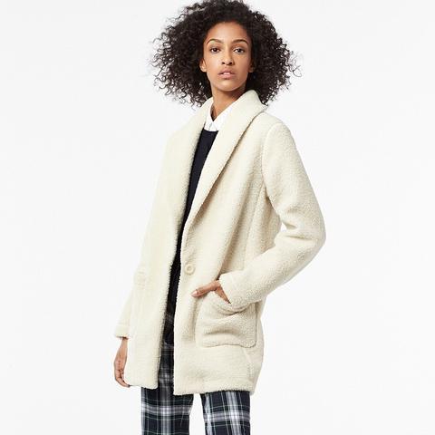 Teddy Fleece Coat