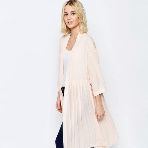 Soft Pleated Jumper