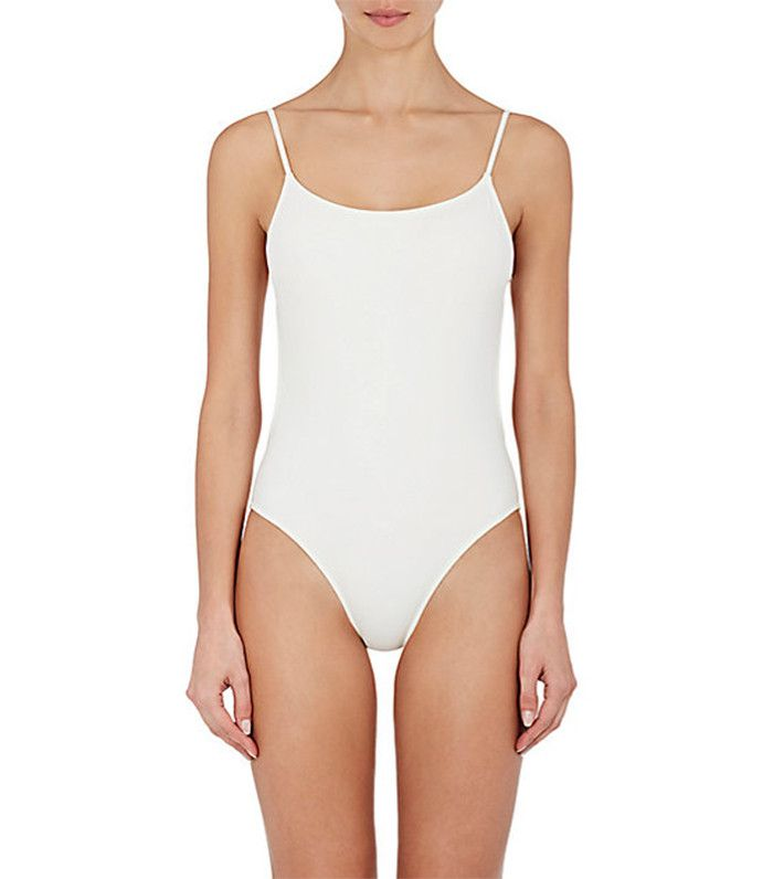 5445a582fa This Is the Most Flattering Swimsuit Color for All Skin Tones
