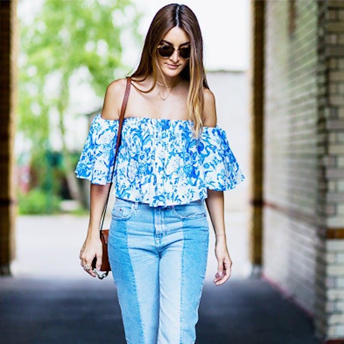 07f9bc52259a Every Cool Off-the-Shoulder Top for Summer