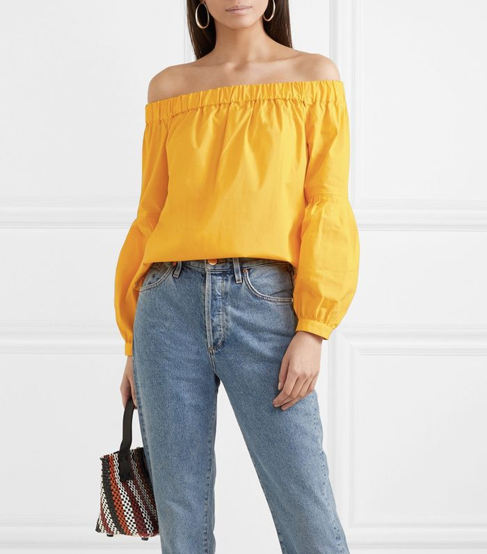 a120f12e1060e Every Cool Off-the-Shoulder Top for Summer