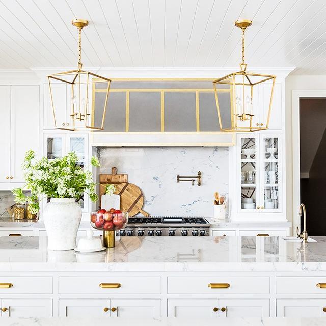 Inside a Fashion Blogger's Stunning Renovated Kitchen