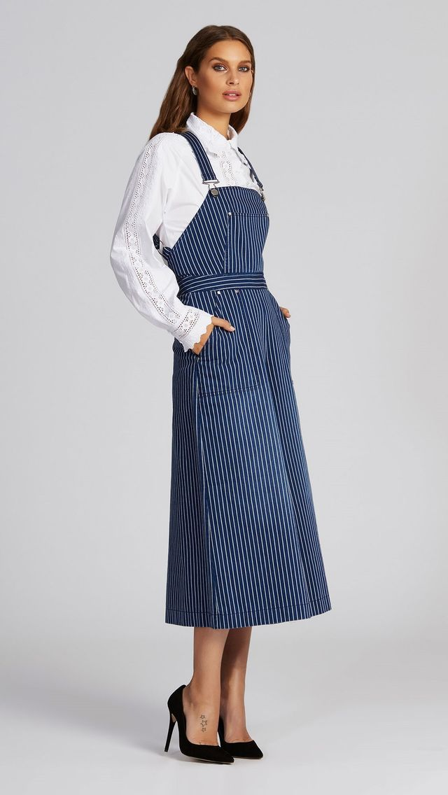 Alice McCall Bank On Your Love Overalls