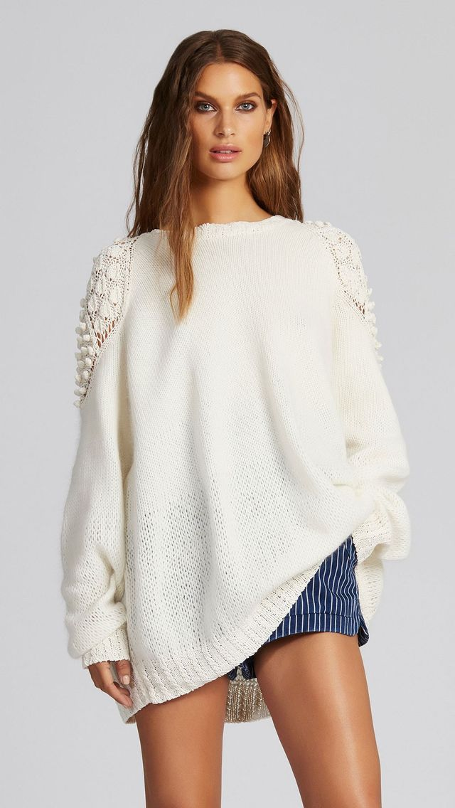 Alice McCall Heal The World Jumper