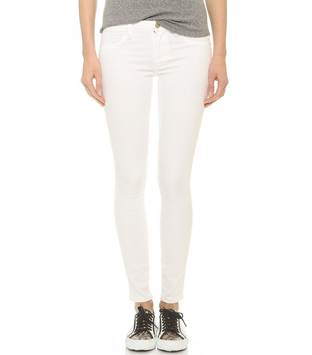 Blank Denim Spray-on Jeans