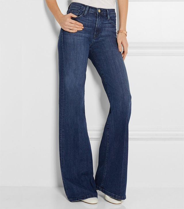 Frame Le Capri Jeans